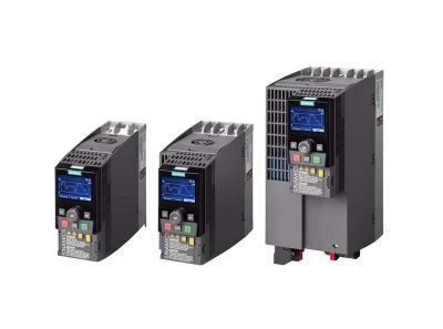 Low voltage SINAMICS G120C converter