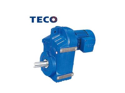 BF Parallel Shaft-Helical Geared Motor